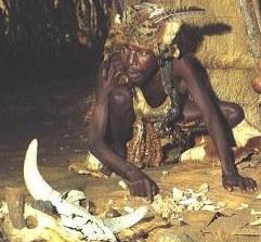 Nyanga - traditional herbalist